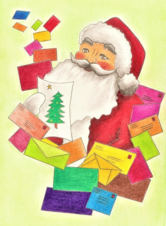 Santa Claus by Martine76